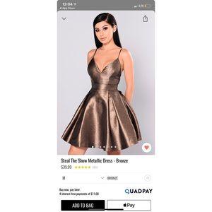 Fashion nova steal the show dress